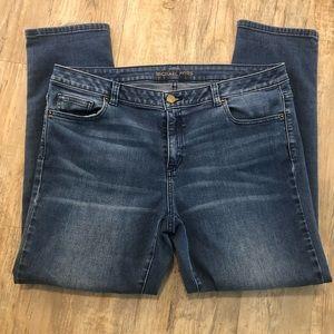 Michael Kors size 12 boyfriend jeans